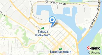 Государственная налоговая инспекция в Подольском районе ГУ Государственной фискальной службы в г. Киеве на карте