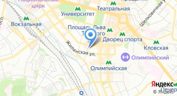 Научный центр Украинская Дидактика на карте