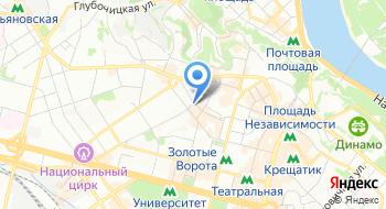 Компания Beten International Представительство в Украине на карте