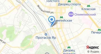 Компания Вентура на карте