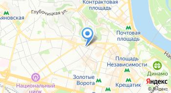 Фирма Регион Торгово-промышленной палаты Украины Отдел переводов на карте