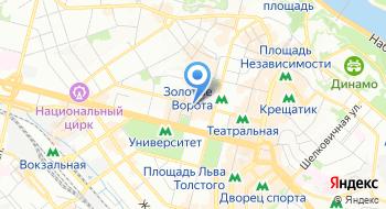 Zara Ukraine LLC Представительство на карте