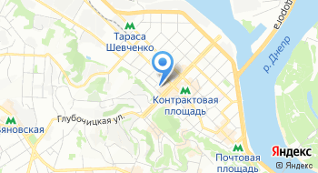 Интернет-магазин Echoline.com.ua на карте