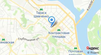 Профсоюз работников образования и науки Украины на карте