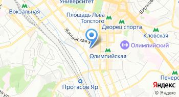 Принтек Украина Эл.Эл.Си. на карте