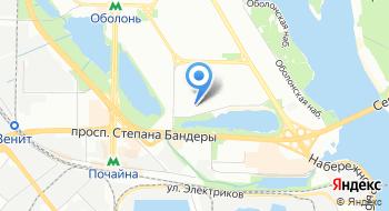 Спортивно-оздоровительный комплекс Дивосвiт-Плюс на карте