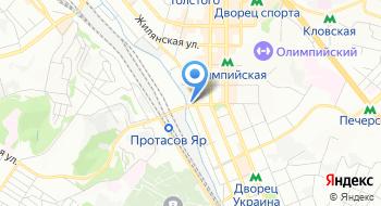 Компания CBRE Ukraine на карте
