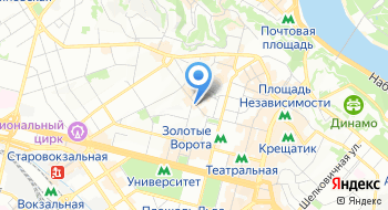 Коворкинг Zelenka на карте