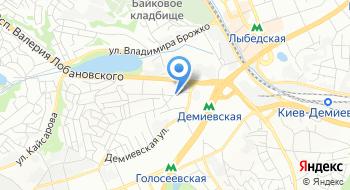 Точка выдачи интернет-магазина Inuser.com.ua на карте