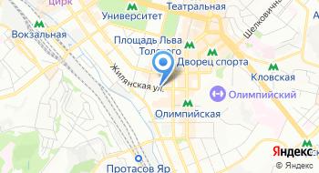 Компания Актив Инвест на карте