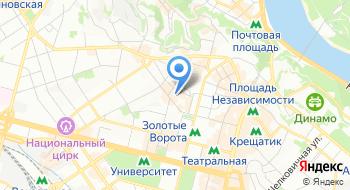 А+с Украина на карте