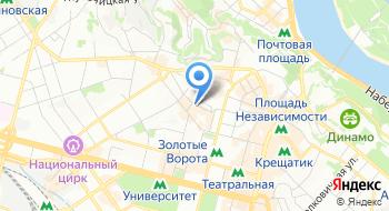Ассоциация Украинский национальный комитет Международной торговой палаты на карте