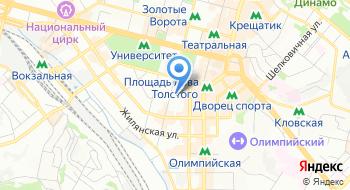 Сервис Shilling на карте