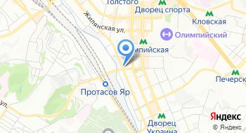 Днепровская Ассоциация-К на карте