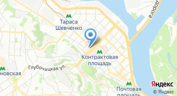 Киевская местная прокуратура №7 на карте