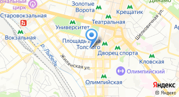 Интернет-магазин EasyMac на карте