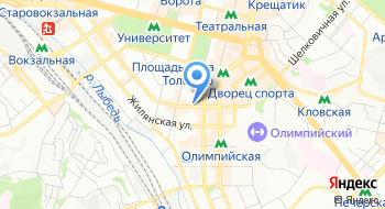 Низами на карте