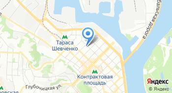 Городская специализированная травматологическая медико-социальная экспертная комиссия на карте
