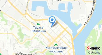 ДП Веллес-Украина на карте