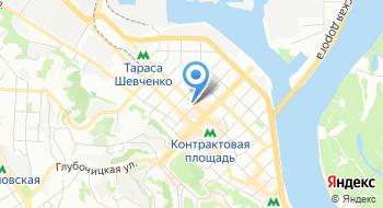 Камрад металошукач, металлодетекторы металлоискатели в Киеве на карте