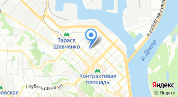 Киевский центр еврейского образования им. профессора Владимира Шифрина на карте