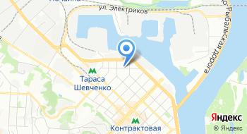 33 квадратных метра на карте