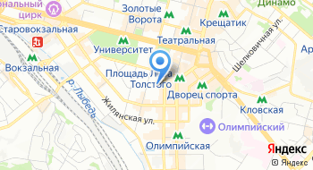 Центр развития языков на карте