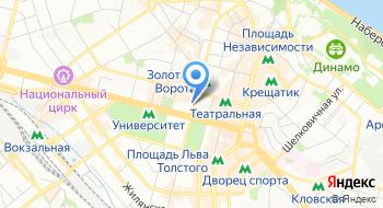 Киевский Региональный Комитет Профсоюза Работников НАН Украины на карте