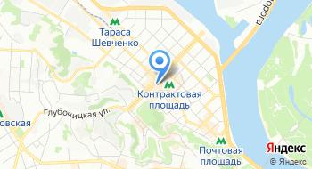 Интернет-магазин Tiande на карте