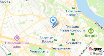 Спарк Интерфакс на карте