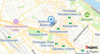 Ресторан Ink на карте