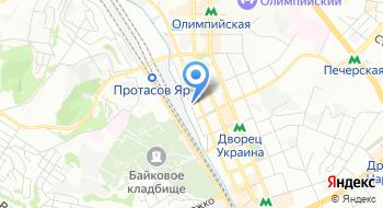 Отдел медицины катастроф Центр экстренной медицинской помощи и медицины катастроф города Киева на карте