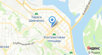 Тонус Клуб на карте