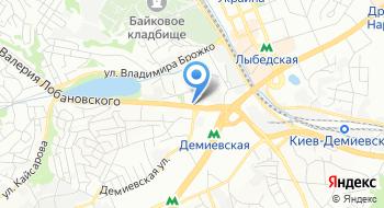 Интернет-магазин Navibest.com.ua на карте