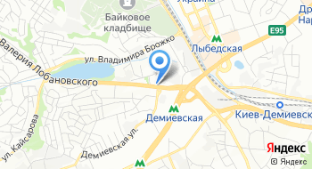 Mobizon на карте
