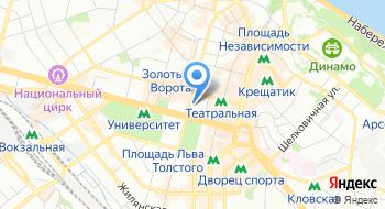 Культурный центр Кияночка на карте