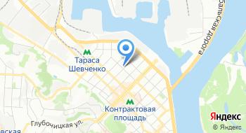 Производственная компания РЭН на карте