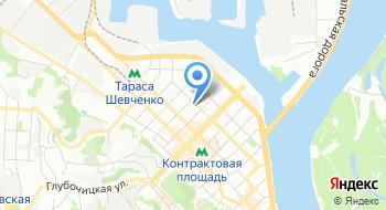 Проектировочно-производственная компания Аква Украина на карте