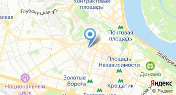 Фитнес-центр Sofiyskiy на карте