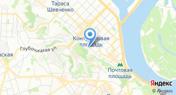 Флоровский монастырь на карте