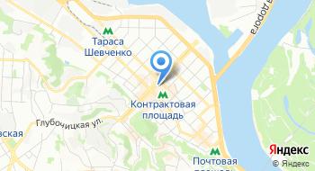Центр восстановления информации ЕПОС на карте