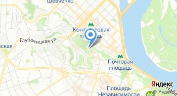 Автоткани на карте