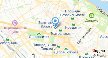 Компания LFB consulting на карте