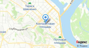 Военная часть 3030 Национальной Гвардии Украины на карте