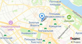 Компания СМП-Автоматика на карте