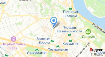Премьер Альянс на карте