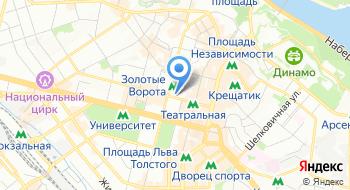 Оперативный дежурный Шевченковской РГА на карте