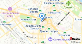 Национальный научно -сследовательский реставрационный центр Украины Министерства культуры Украины на карте