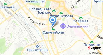 Туристический клуб Маршрут на карте