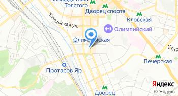 Офис пансионата Татьяна на карте